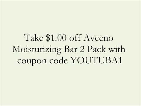 Lane & Wiseman Co. Aveeno Aveeno Moisturizing Bar with Natural Colloidal Oatmeal Soap