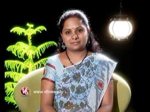 Kathi Karthika With TRS MP K Kavitha - V6 Exclusive Interview