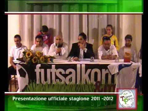 TorrePino Spinazzola calcio a5 -parte 1