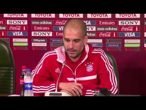 'Bayern must be at their best to beat Arsenal'   Guardiola AMBIENT