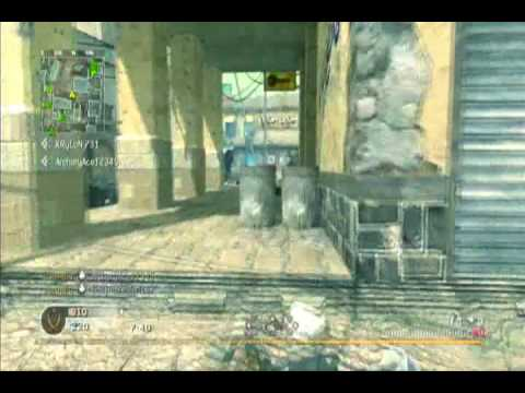 [PS3] COD4 Online Gameplay 3