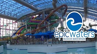Epic Waters (Grand Prarie TX) 2019 Tour & Review with Ranger