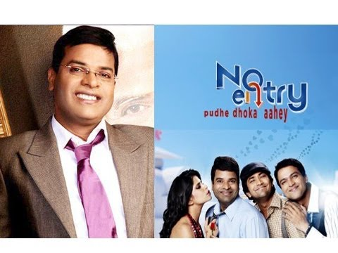 Comedian Bharat Jadhav Grabs A Meaty Role In No Entry Pudhe...