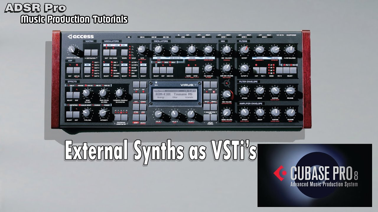 how to add vst to cubase 9