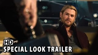 Avengers: Age of Ultron Special Look Trailer (2015) - Avengers Sequel Movie HD