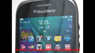 3D Model of BlackBerry Curve 9220 And 9320