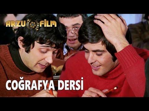 Eski Filmler - Hababam Sınıfı - Coğrafya Dersi