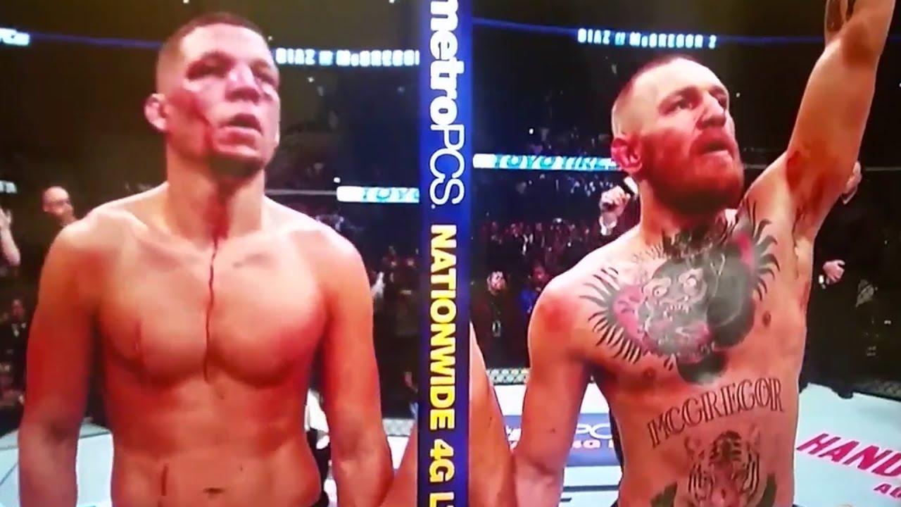 Conor Mcgregor Vs Diaz Full Fight