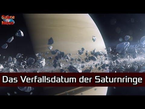 Das Verfallsdatum der Saturnringe [Space News]