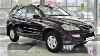 SsangYong Kyron in Khabarovsk 27RUS -  Leader Auto - Auto Dealer Media