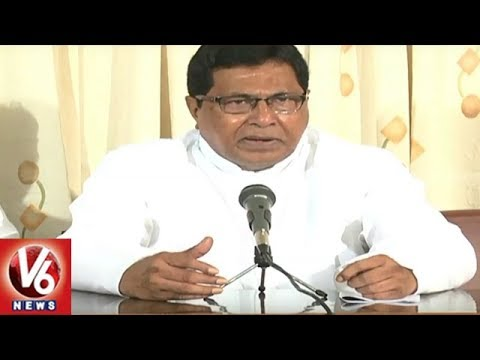 Telangana Congress And BJP Speed Up Political Campaign As CM KCR Hints Early Polls | V6 News