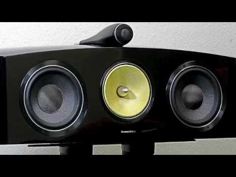 Stereo Design B U0026w Bowers  U0026 Wilkins Htm2 Diamond Speaker