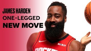 Will James Harden's New One-Leg Move Work This Season?