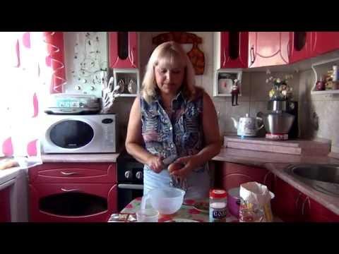 Тесто для вареников и пельменей. The dough for dumplings.