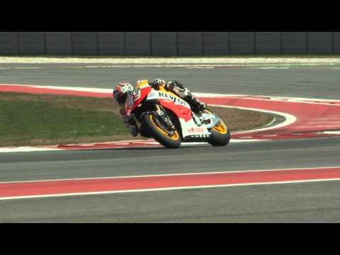 Marc Marquez, Repsol Honda Team - On track Americas, Austin