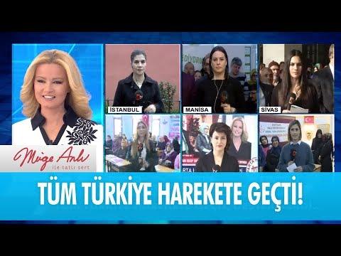 Tüm Türkiye harekete geçti, destek verdi! - Müge Anlı İle Tatlı Sert 2 Şubat 2018