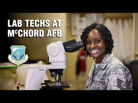 Lab Technicians: McChord