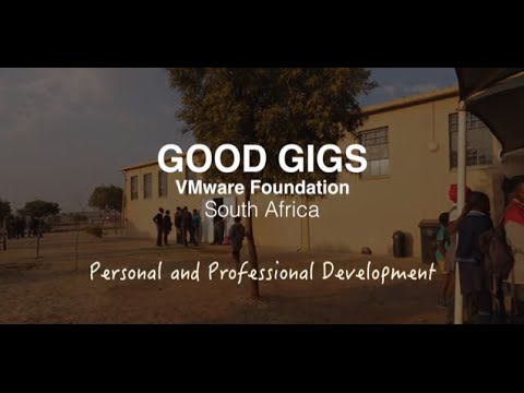 VMware Foundation – Good Gigs Service Learning Trek – South Africa