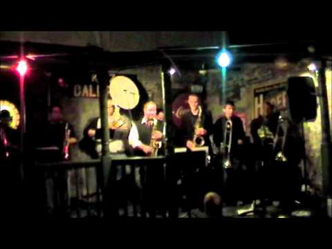 The Grunt Pt 1 - By The JB's - The Cincy Brass Live @ Arnold's