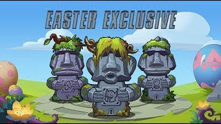 Idle Heroes : Easter! [ 320 Orbs on D/L + 420 Lily flowers + Rewiew Oberon Skin]