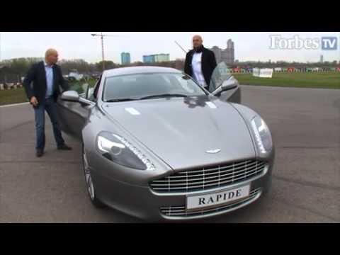 Aston Martin Rapide, тест-драйв 2