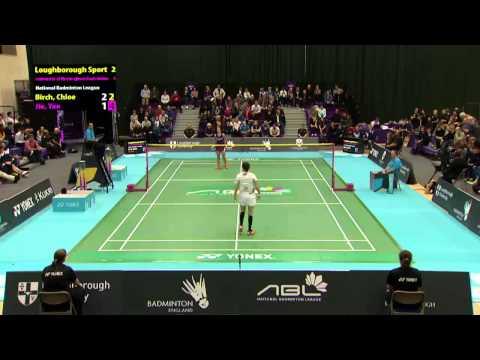 NBL - Loughborough Sport vs University of Nottingham Badminton