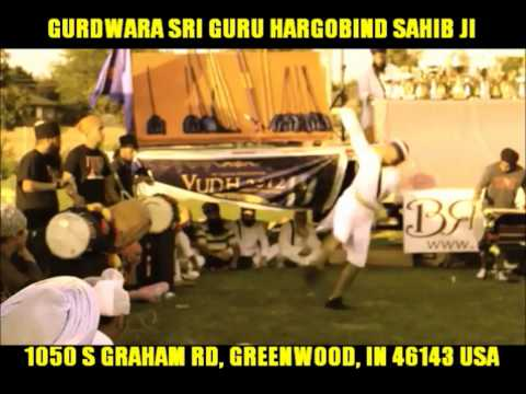 Yudh 2014 International Sikh Martial Arts Gatka Tournament Indiana Commercial Promo