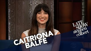 Caitriona Balfe Is Part Of The Best Sex On TV