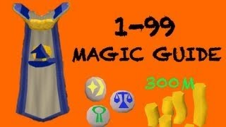 OSRS F2P AFK Splashing Guide without 40 Range - Easy 1m Mage XP per Day!