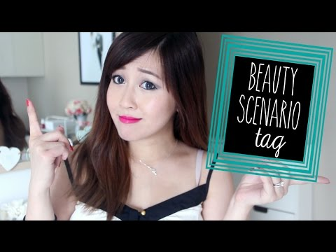 Beauty Scenario Tag!