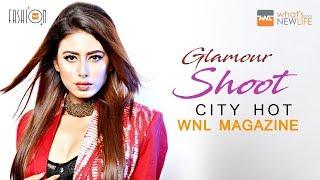 Glamour Shoot | City Hot | WNL Magazine | Fashion Fasica