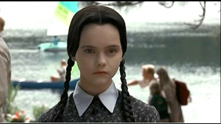 addams family values (1993)- wednesday meets joel! HD