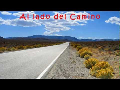Fito Paez - Al lado del camino HD Lyrics on screen