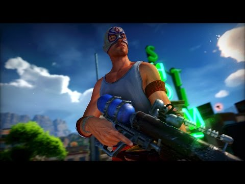 Sunset Overdrive: It's your apocalypse, be who you want to be