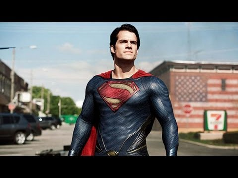 Man of Steel & DC Movie Future - It's A Wrap!