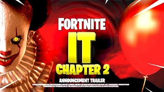 *NEW* FORTNITE IT CHAPTER 2 CINEMATIC TRAILER! ALL DETAILS & LEAKS!: BR