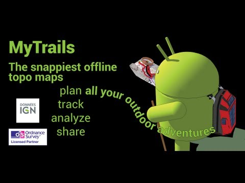 MyTrails APK Cover