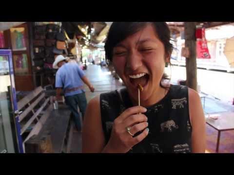 Street Food, Epi 5.7 Thailand - Floating Market Friends (Mango Sticky Rice, ...)