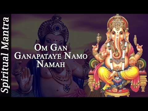 Om Gan Ganapataye Namo Namah - Ganesh Mantra ( Full Song ) video