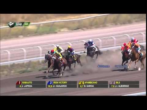 Vidéo de la course PMU PREMIO VIC SAL EDHIR