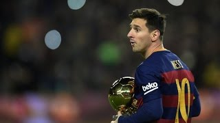 Lionel Messi ● Ultimate Messiah Skills ● 2016 ||HD||