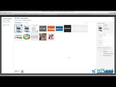 WPLead - Бесплатный плагин для создания страниц подписки