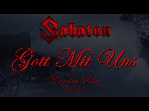 Sabaton - Gott Mit Uns