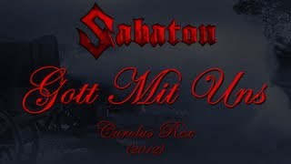 Watch Sabaton Gott Mit Uns video