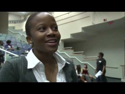 UCO 2012 International Pageant Rehearsal