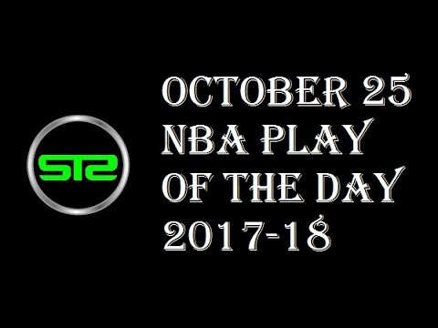 October 25, 2017 - NBA Pick of The Day - Today NBA Picks Against The Spread ATS Tonight - 10/25/17
