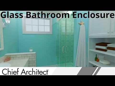 Chief Architect Quick Tip - Glass Enclosure