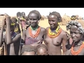 Dassanech Peoples Life In Small Village   African Tribes Documentary Films