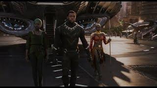 'Black Panther' Official Trailer (2018) | Chadwick Boseman, Michael B. Jordan