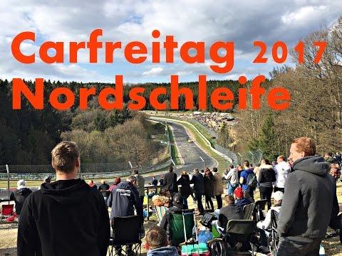 Carfreitag Nürburgring 2017 - Brünnchen Assis machen Stress ;-) Security kann nichts machen